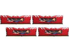G.SKILL Ripjaws 4 Series 32GB (4 x 8GB) 288-Pin DDR4 SDRAM DDR4 2400 (PC4 19200)