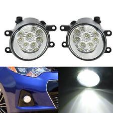 2x 9LED For Toyota Corolla Camry Yaris Lexus Avalon Yaris Fog Light Driving Lamp