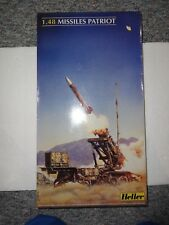 HELLER ARMY PATRIOT MISSILE SYSTEM LAUNCHER  81138 1:48 *NEW SEALED*