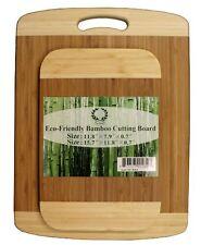 Da Vinci Natural Bamboo Large Wood Cutting Board 12 x 16 Inch, 1 Board, New