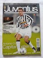 HURRA' JUVENTUS N. 3 - 2004 + POSTER GIANLUIGI BUFFON APPIAH TACCHINARDI