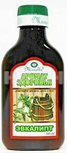 "Fragrance for a bath and a sauna of Mirrolla ""Eucalyptus"", 100 ml"
