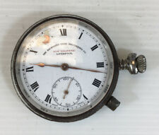 Vintage Richmond Time Recording Watch For Bookmakers Bay Damaged A/F Not Working