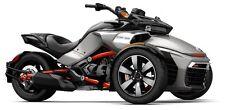 BajaRon's Custom Performance Sway-Bar Kit Can-Am Spyder F3 w/Billet Link Set