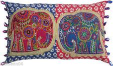 Cotton Blend Bedroom Asian/Oriental Decorative Cushions & Pillows