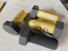 4 M42-4.5 X 100mm Metric Hex Cap Screws Class 10.9