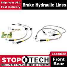 GOODRIDGE 12288 6PC G-Stop Brake Line Kit for 05-06 Pontiac GTO