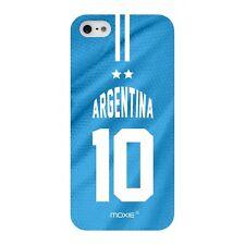 Coque Pour iPhone 5S / 5 Edition Limitée Copa Do Mundo Argentine 2014