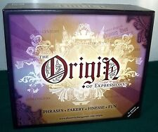 2008 Origin of Expressions Game - Complete - Excellent Contents!