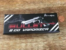 Atmos Raw RX Bullet-2-Go -- Silver -- NEW ITEM!!