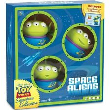 NEW TOY STORY SIGNATURE COLLECTION SPACE ALIENS 3-PACK
