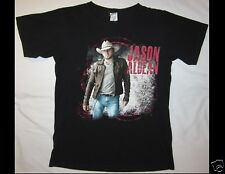 JASON ALDEAN 2012 Size Small Black T-Shirt