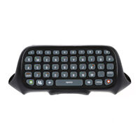 Text Chat Messaging Pad ChatPad Keyboard For XBOX 360 Live Games Controller C7O5