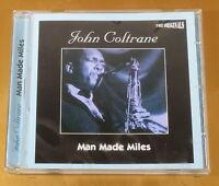 JOHN COLTRANE - MAN MADE MILES - 1996 - OTTIMO CD [AD-054]