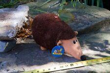 "Plush Dog Toy Anteater Large 14"" Size - Cute Fun! - Closeout!"