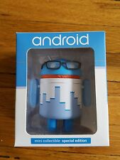 Android Mini Collectible Special Edition Analytics Super rare kidrobot