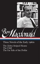 The Library of America: Ross Macdonald : Three Novels of the Early 1960s -...