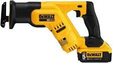 DeWALT 20V MAX* COMPACT Reciprocating Saw Kit (5.0Ah) - DCS387P1