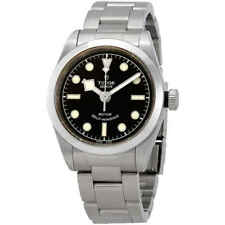Tudor Black Bay Automatic 32 mm Black Dial Ladies Watch M79580-0001