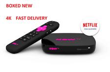 NOW TV 4K & Voice Search Smart TV Box