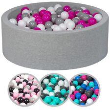 Piscina infantil para niños de bolas pelotas 450 piezas