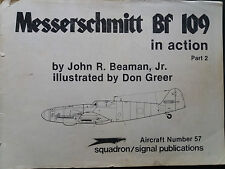 Squadron/Signal Publication: Messerschmitt Bf 109 in Action, Part 2.