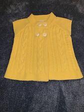 Toddler Girls Size 2T Sweater Vest EUC