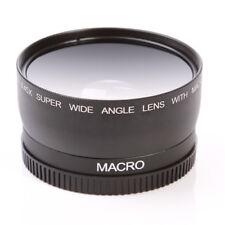 52mm 0.45x Wide Angle Macro Lens for Nikon D3200 D3100 D5200 D5100 Canon Sony