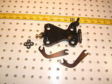 Mercedes W208 2002 CLK430 Convertible Soft Top Front RIGHT Pass US 1 Latch/ Nuts