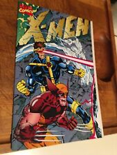 X-Men #1 1991 Special Collectors Edition 1st Acolytes Marvel Jim Lee