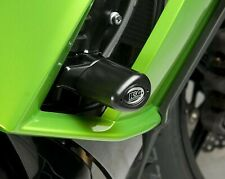 Kawasaki Z1000 SX 2011 R&G Racing Aero Crash Protectors CP0278BL Black