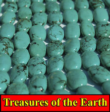40mm Strand of Turquoise Beads for jewellery making. 3