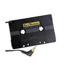 Skytronic 289885 iPod MP3 CD 3.5mm Audio Cassette Car Music Adaptor 1.7m Lead