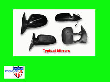 BUICK RENDEZVOUS LEFT SIDE VIEW HEATED MIRROR 2006 2007