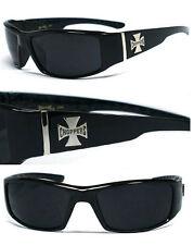 Discounted Choppers Bikers Mens Sunglasses - Cross logo C38