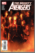 Mighty Avengers #31 VF/NM Marvel Comics 2010