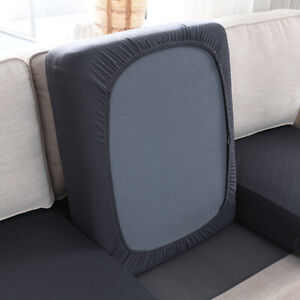 Stretch Sofa Seat Cushion Cover Slipcover Chair Couch Protector Home Decor #