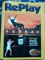 coin-op Amusements May 2000 REPLAY MAGAZINE:vol 15 number8