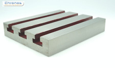 """SOBA TEE SLOTTED MILLING TABLE 4"""" X 5"""" FOR LATHE MILLING MACHINE ETC"""