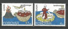 Cept / Europa   1994    Färöer     **