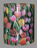 Hallmark Tulip Cookie Tin Large In Inches 11 Tall By 10 Wide Excellent Condition