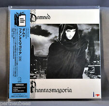 The DAMNED Phantasmagoria + 2 BONUS Trks JAPAN Mini LP CD UICY-93255 NEW Sealed