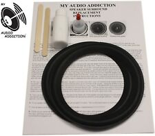 Correct Speaker Surround Repair Kit For Boston Acoustic Hd 7