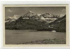 AK Uttendorf, Weißsee mit Rudolfshütte, Foto-AK 1930