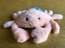 Jellycat, Fluffy Crab (F6CB) New with Tags.