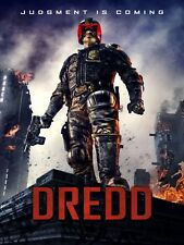 Dredd Poster Length :500 mm Height: 800 mm SKU: 11562
