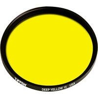Tiffen 72mm Deep Yellow #15 Filter **AUTHORIZED TIFFEN USA DEALER**