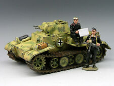 King & Country WS108 New Panzer I Set - Collectors Showcase Figarti Fisrt Legion