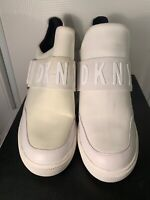 DKNY COSMOS SNEAKER WEDGE size: 8