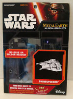 Star Wars Metal Earth 3D Model Kit Snowspeeder